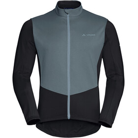 VAUDE Matera IV Bike Jersey Longsleeve Men grey/black
